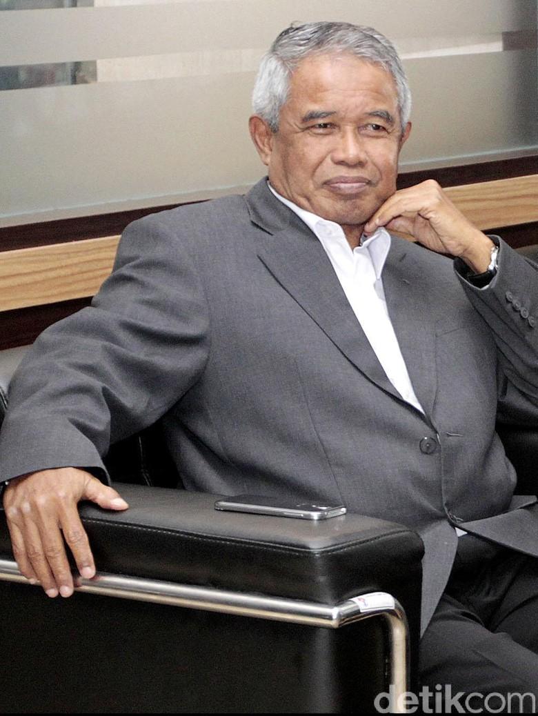 Eks Ketum PSSI Djohar Arifin Gagal Maju Pilbup Langkat
