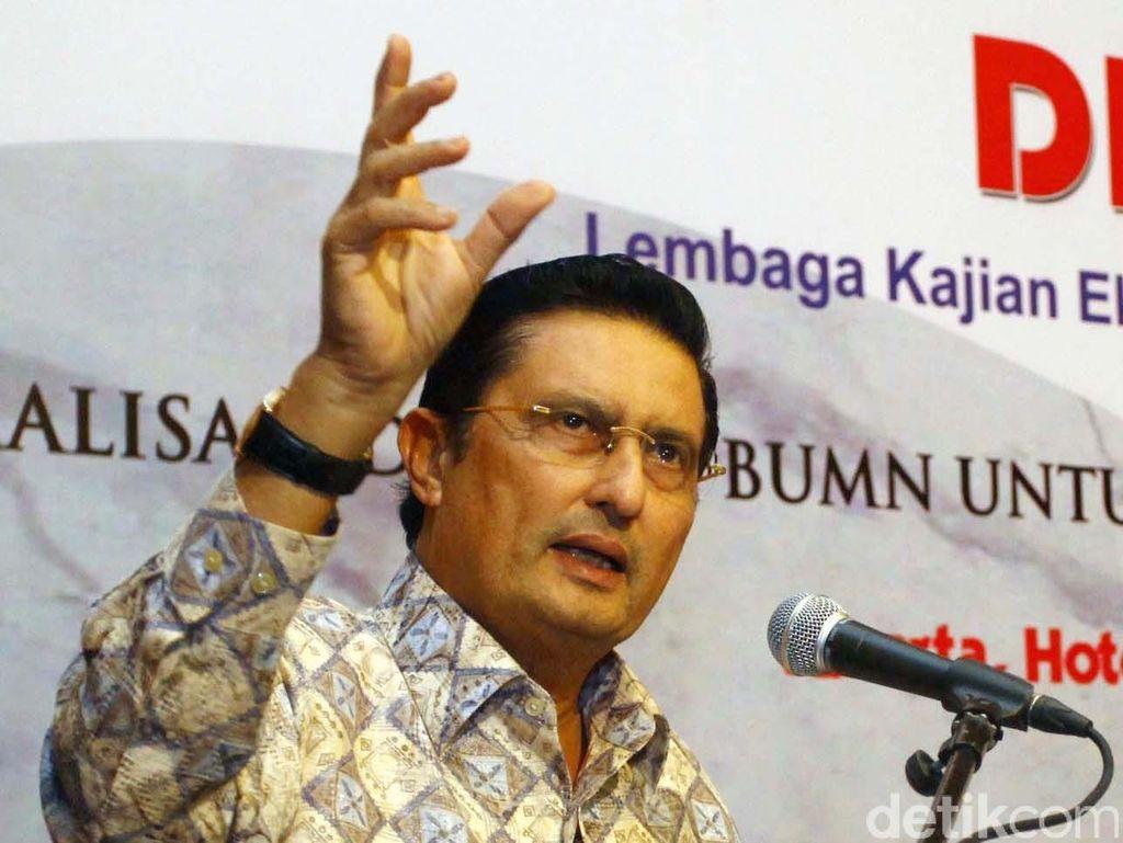 Bursa Ketua DPR Pengganti Novanto, Senior Golkar Munculkan Fadel