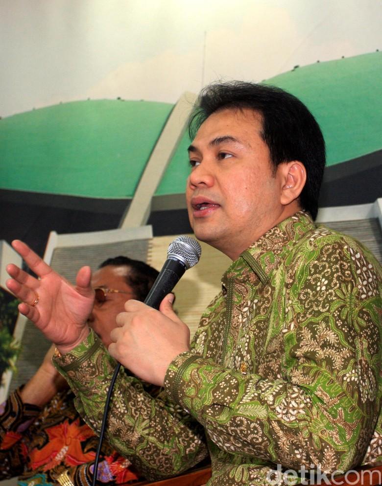 Gantikan Kahar Muzakir, Azis Syamsuddin Jadi Ketua Banggar DPR