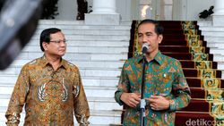 Pro-Kontra Duet Jokowi-Prabowo