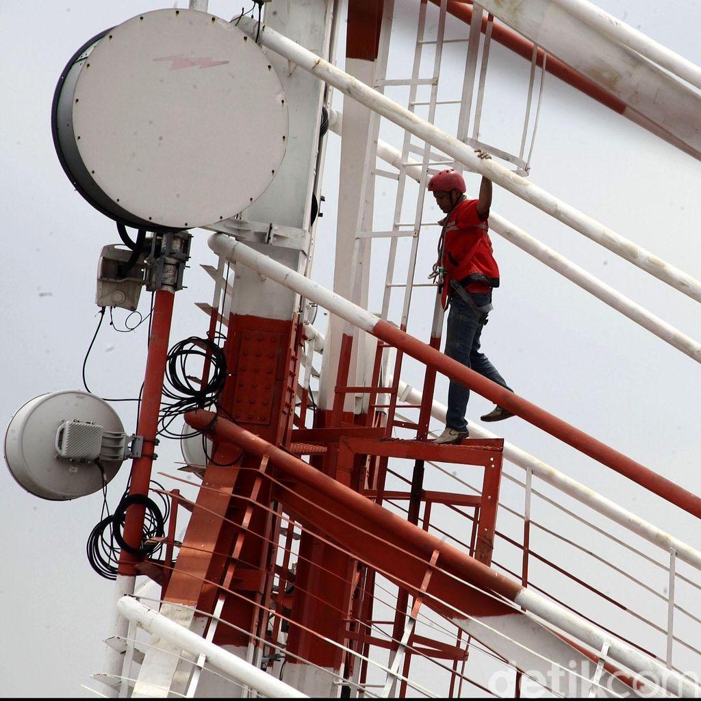 Gempa, WhatsApp dan Teleponan Tetap Aman