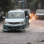 Kebanjiran, Berapa Lama Mobil Diservis?