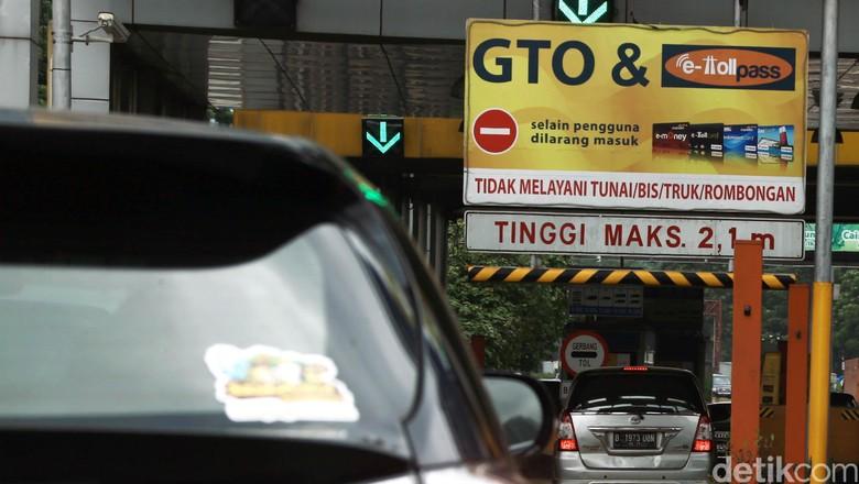 Semua Pembayaran Tol Bakal Non Tunai, Jasa Marga Tambah GTO
