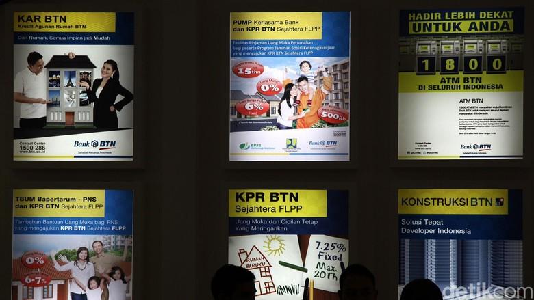 BTN Salurkan KPR ke 667.000 Unit Rumah Tahun Lalu