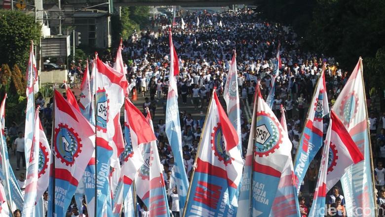 KSPSI Imbau Buruh Rayakan May Day dengan Damai