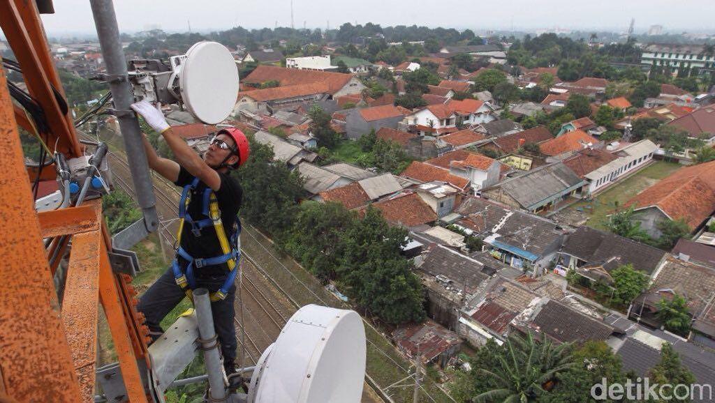 5 Operator Berebut Blok Kosong di 2,3 GHz