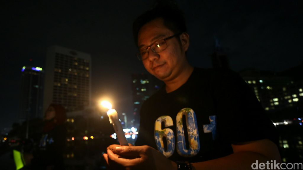 Rangkaian Acara Bakal Warnai Aksi Earth Hour di Bandung Malam Ini