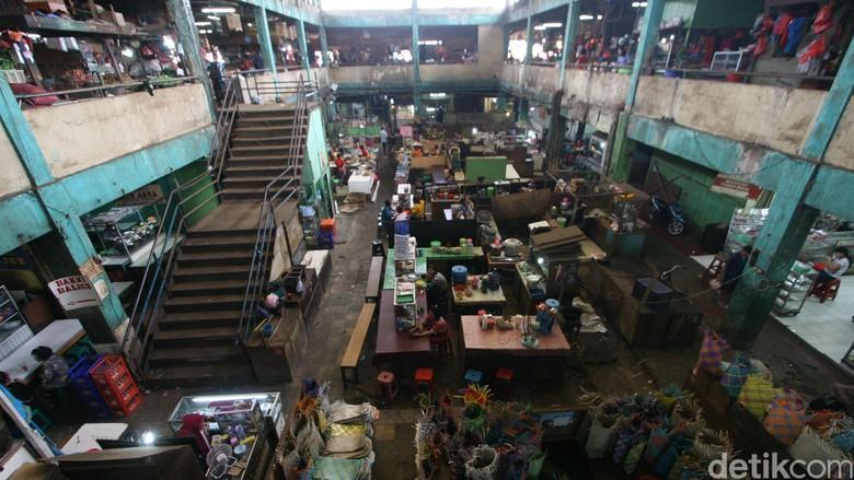 Tiga Tahun Memimpin, Jokowi-JK Bangun 2.710 Pasar