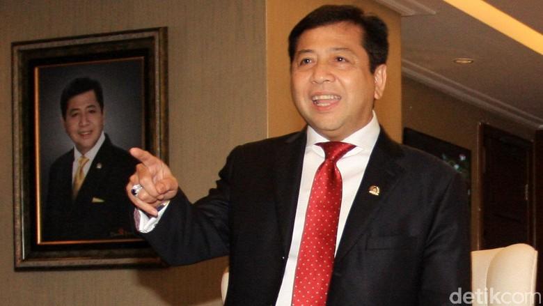 Novanto Diburu Tak Ada Laporan - Jakarta Ketua DPR Setya Novanto diburu Pihak Imigrasi menyebut hingga pagi ini belum ada laporan soal perlintasan Setya