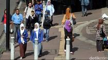 Ahok akan Lebarkan Trotoar di Sepanjang Jalan Protokol Ibu Kota