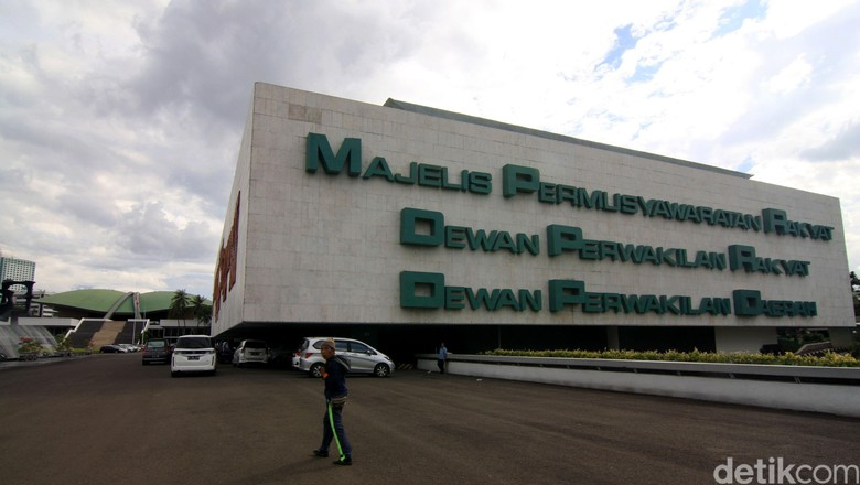 Pimpinan DPR dari F-PDIP Dilantik 5 Maret