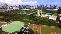 Masih Wacana, Akankah Apartemen Anggota DPR Dibangun Kolam Renang?