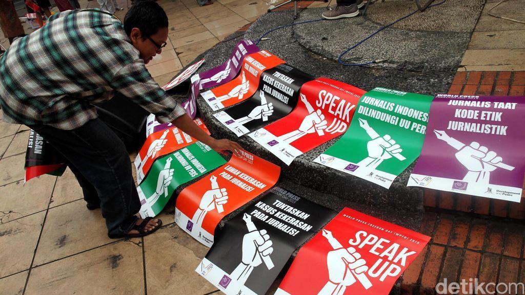 AJI Kecam Pelecehan Jurnalis Diduga oleh Pejabat dan Politikus