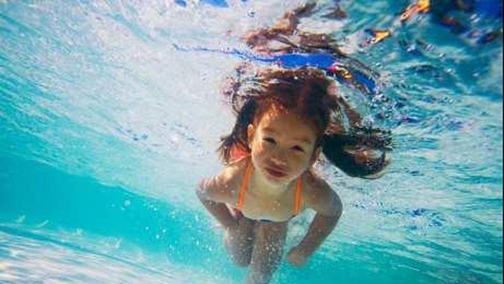 Yang Perlu Dilakukan pada Anak yang Takut Air