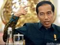 Jokowi Minta Pengusaha Tak Khawatir Investasi di Tahun Politik