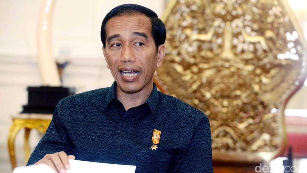 Jokowi Kumpulkan Menteri Ekonomi, Ini yang Dibahas
