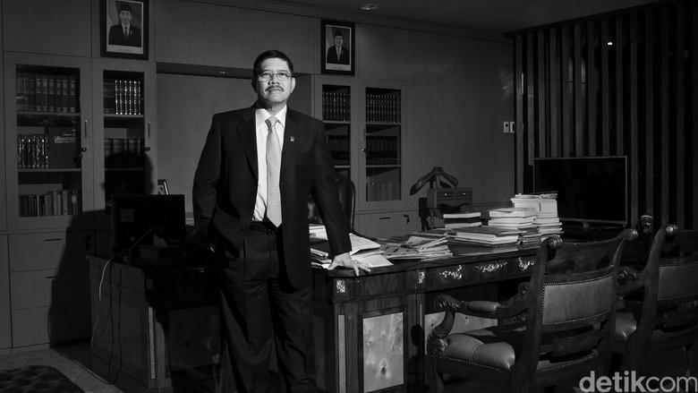 Kontroversi Praperadilan, Ketua MA: Jangan Ganggu Independensi Hakim!