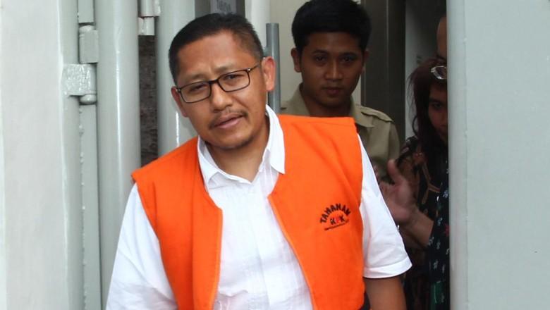 Sakit, Anas Urbaningrum Batal Bersaksi di Sidang e-KTP