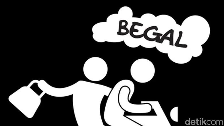 Guru di Medan Ditabrak dan Diseret Kawanan Begal, Motor Dirampas