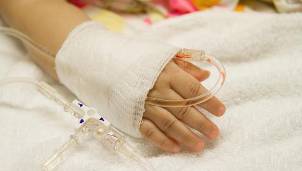 Diduga Idap Kelainan, Ibu di AS Tega Suntikkan Feses ke Infus Anaknya