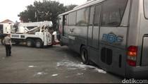 Dirut TransJ Belum Mau Komentari TransJ Tabrak Motor dan Mobil di Mampang
