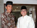 Zulkifli Hasan Diam-diam Temui Jokowi di Istana, Bahas Apa?