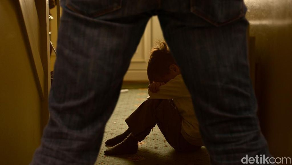 Keji! Pria Ini Perkosa Anak Tiri Selama 2 Tahun