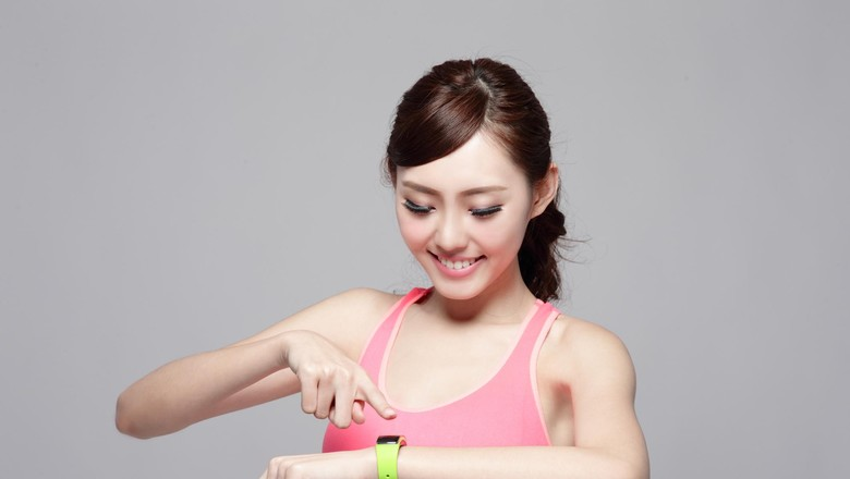 Ilustrasi olahraga untuk ibu menyusui (Foto: thinkstock)