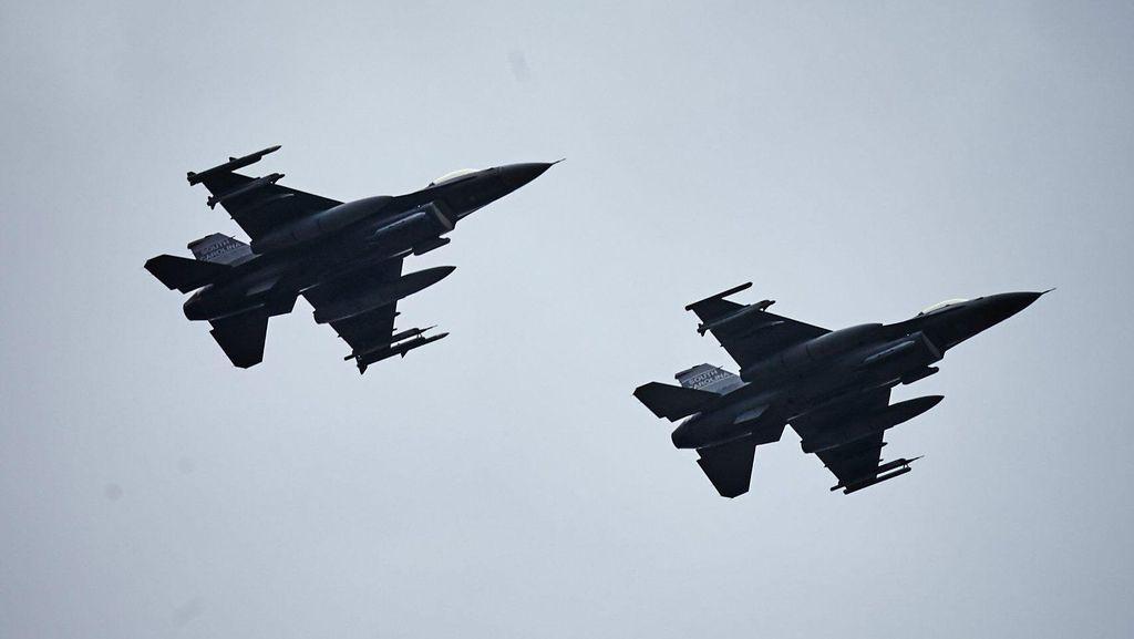Tembak Jatuh Jet Tempur F-16  Israel, Ini Kata Suriah