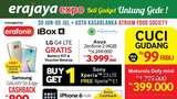 Siap-siap, Erajaya Expo di Kota Kasablanka kembali gelontorkan smartphone harga murah