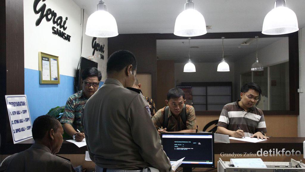 SIM Warga Tulungagung Bisa Dikirim ke Rumah, Bagaimana Jakarta?