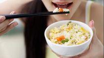 Ini Waktu yang Ideal Makan Nasi Saat Sedang Diet