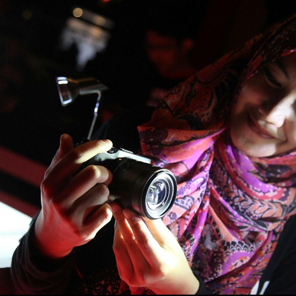 Canon Bakal Geber Pasar Kamera Mirrorless