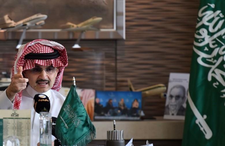 Pangeran Alwaleed Diduga Terlibat Pemerasan Hingga Pencucian Uang
