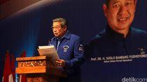 SBY: Semoga Penegak Hukum Tak Kesusupan Agen-agen Politik