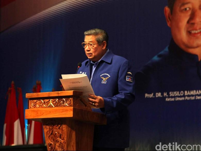 SBY Emergency Meeting di PD Malam Ini, soal Pilgub Kaltim?