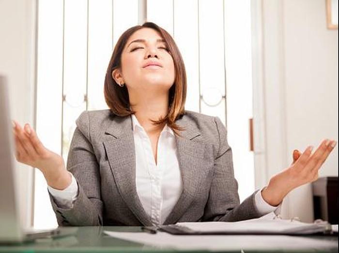 Tidak pernah cuti bisa berisiko adanya gangguan kesehatan mental. Foto: Thinkstock