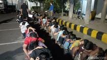 202 Polisi akan Razia Balap Liar di Semarang