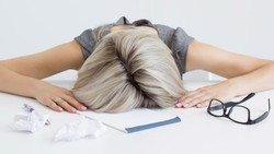 Mulai Masalah Tiroid Hingga Diabetes, Alasan-alasan Kamu Selalu Lelah