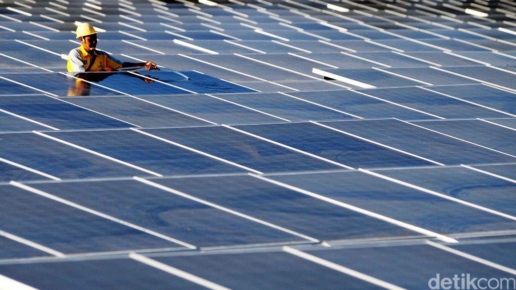 Jonan Ingin Harga Listrik dari Matahari di Bawah Rp 700/kWh