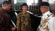 Presiden Jokowi Tinjau Pembangunan Bendungan dan Pabrik Semen di NTT