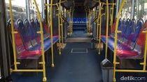 TransJ Scania Mulai Beroperasi, Ahok Kejar Target Tambah Bus Akhir Tahun Ini