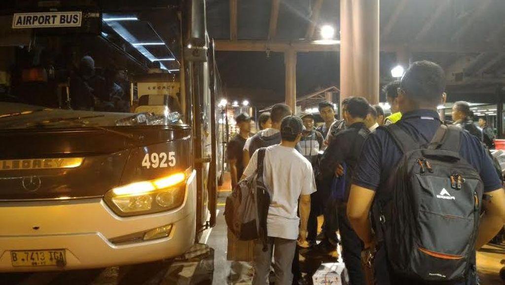 Di Hotel dan Mal Ini Tersedia Bus Jaconnexion ke Bandara Soetta