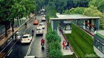 Pemerintah Akan Reaktivasi Proyek Trem Surabaya