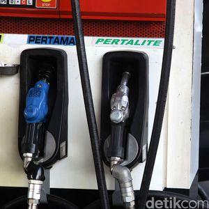 Pertamina Naikkan Harga Pertalite Rp 200/Liter