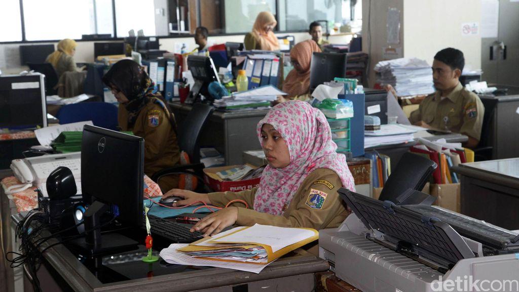 Uang Perdinas DKI Jakarta Tinggi Mulai di Era Siapa?