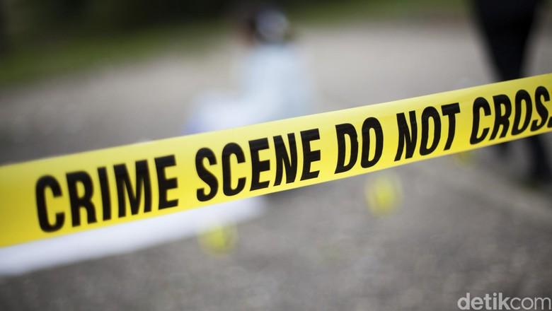 Baku Tembak dengan Tersangka Perampok, 3 Polisi AS Terluka
