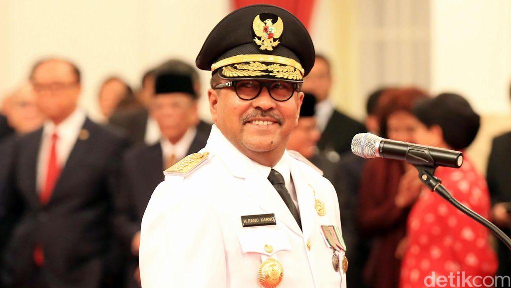 Kasus Suap Bank Banten, KPK Panggil Rano Karno