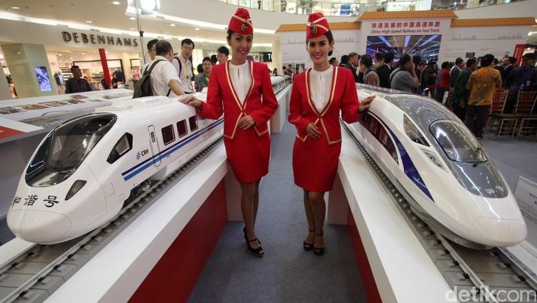 Pembebasan Lahan Kereta Cepat Tegalluar Bandung Sudah 50%