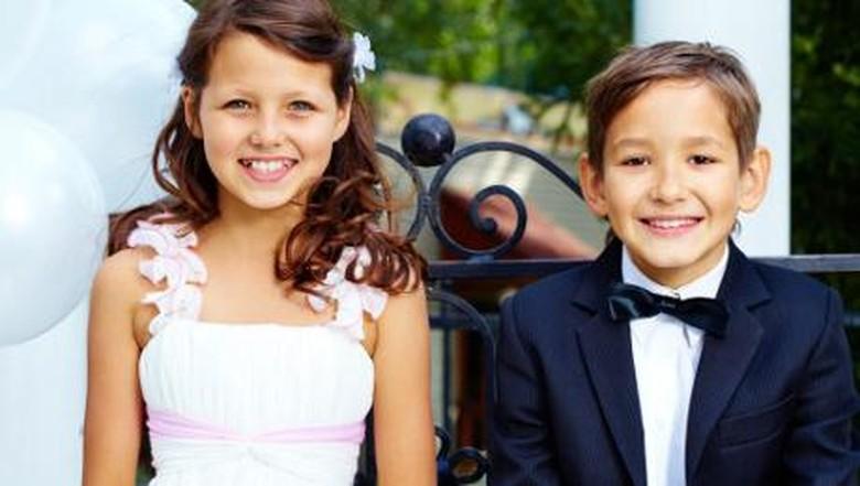 Dimabuk Cinta, 2 Remaja SMP di Sulsel Ini Buru-buru Nikah
